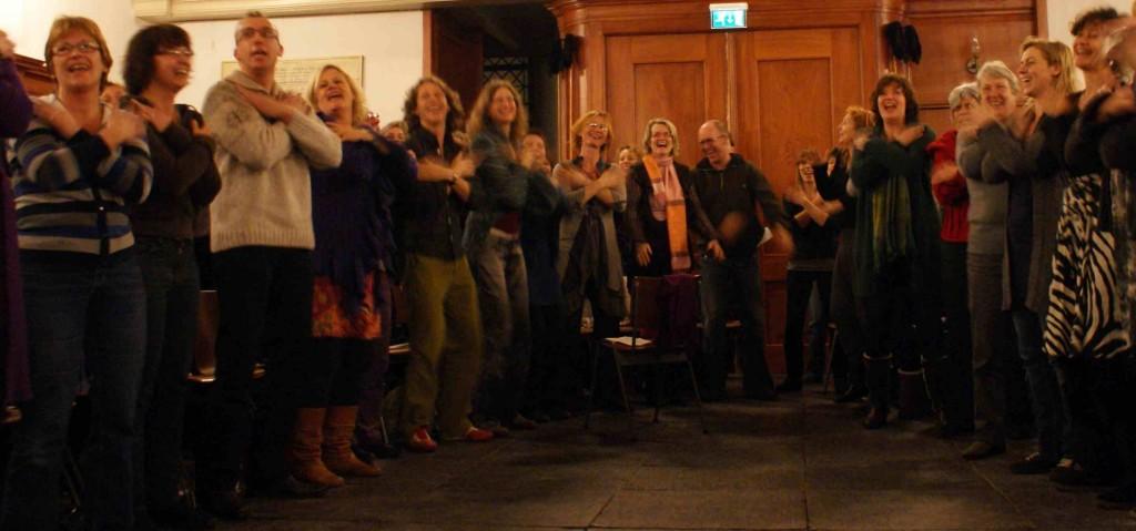 zingen met teams