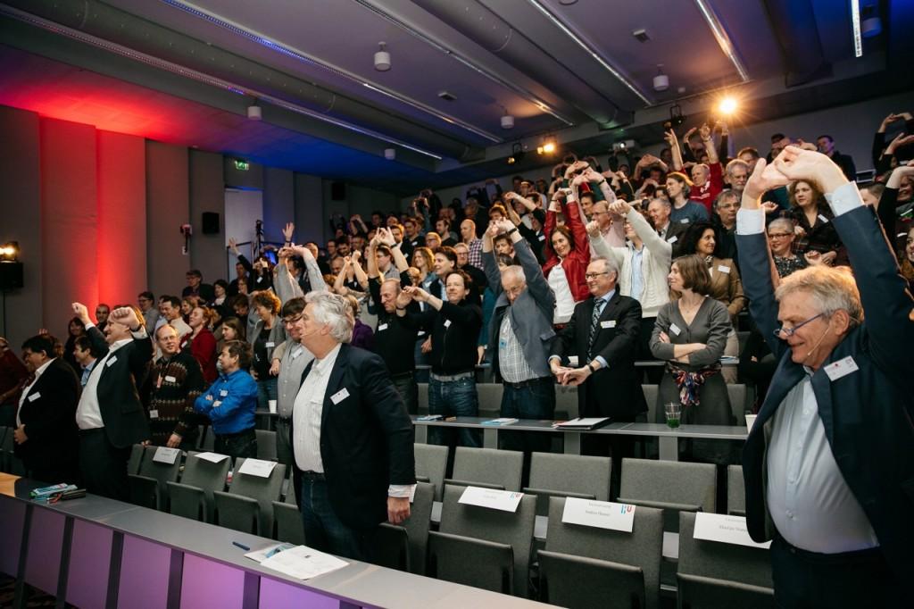 Onderwijscongres FNT zingen